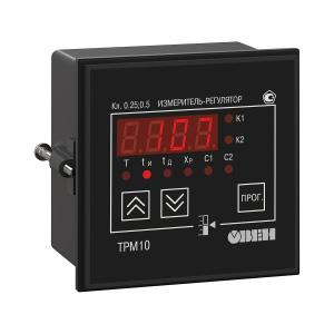 измеритель регулятор ТРМ10