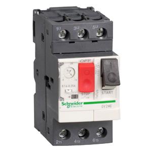 GV2ME автоматический выключатель