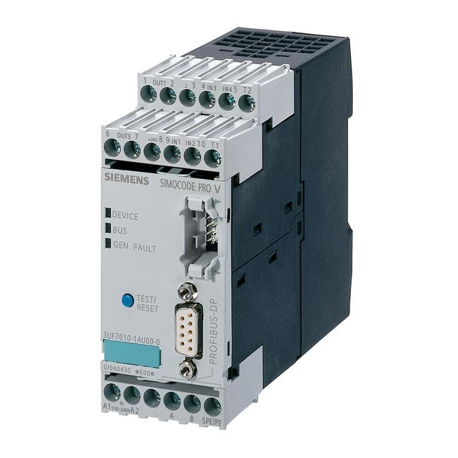 3UF7010-1AU00-0 модуль защиты двигателя
