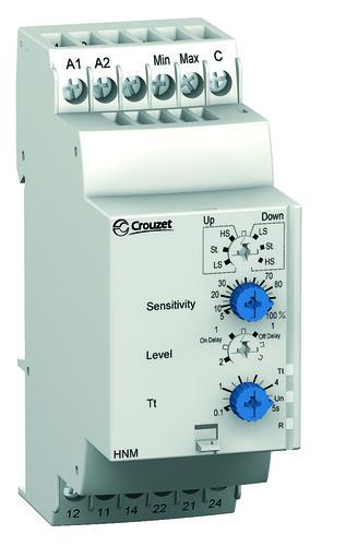 Реле контроля уровня жидкости CROUZET HNM 84870700